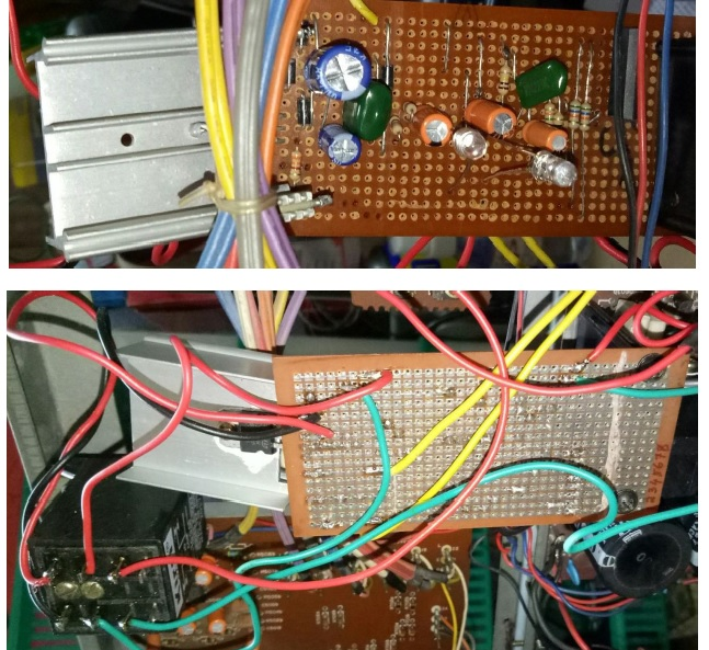 how to repair amplifier