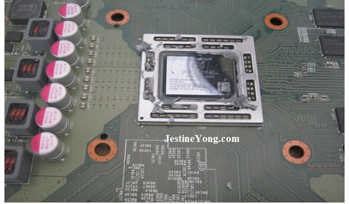 xbox cpu repair