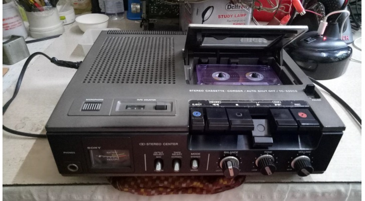 how to fix and repair tape recorder