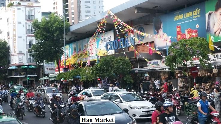 Han Market Vietnam
