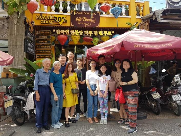 nguyen Van linh restaurant
