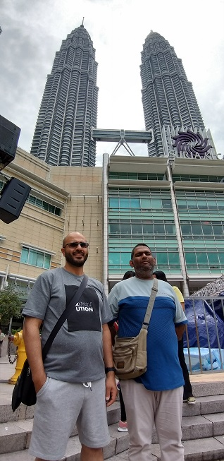 klcc city center twin tower
