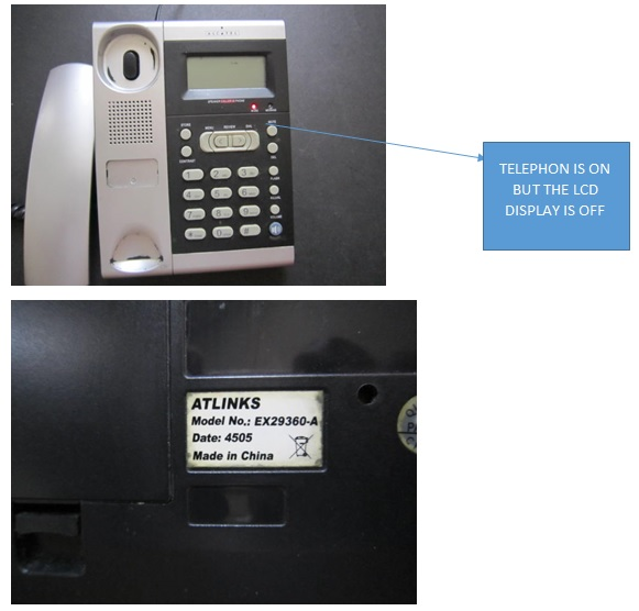 how to repair telephone