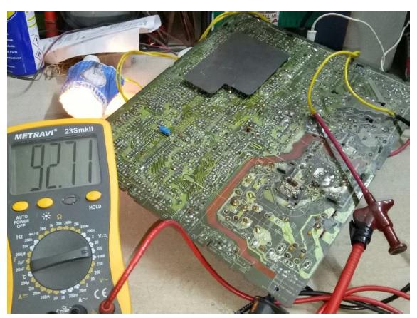 crt tv fix and repair