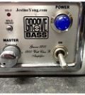 Kustom Groove 1200 Bass Amp Repair