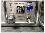 Kustom Groove 1200 Bass Amp Repair