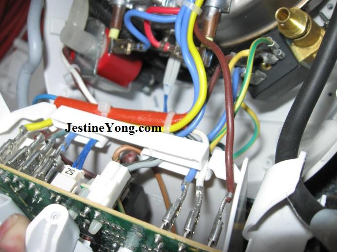 braun circuit board