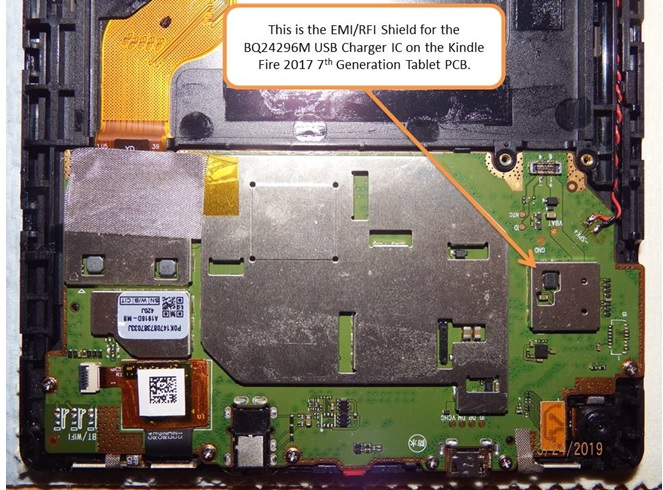 tablet kindle fixing and repair