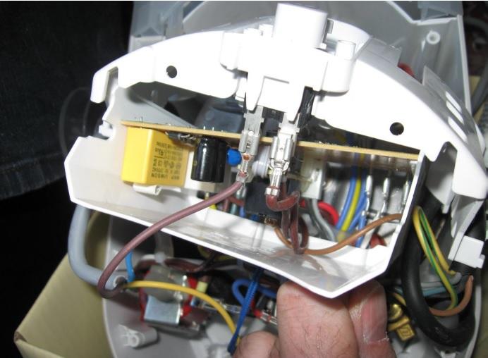 braun circuit board repair and fix