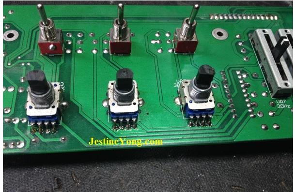 bad vr in amplifier repair