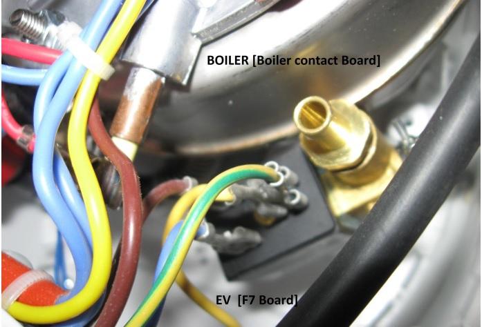 braun iron wiring