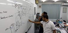 Oman Students In Electronics Training