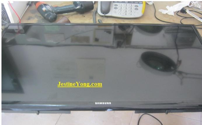 led tv repair samsung