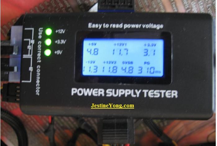 atx power supply repair tester