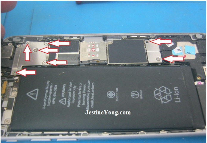 Iphone 6 repair how to fix