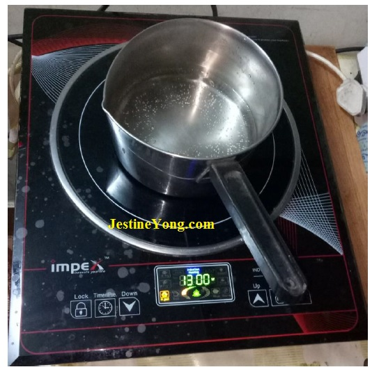 how to repair and fix induction cooker