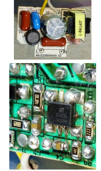 how to repair philips led light