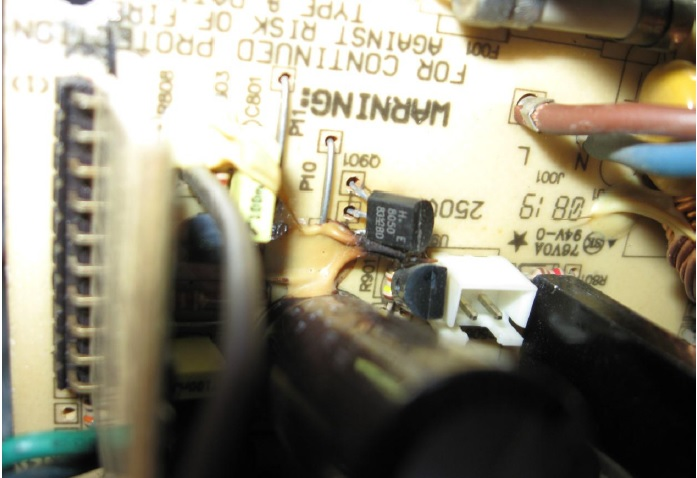 how to fix power supply
