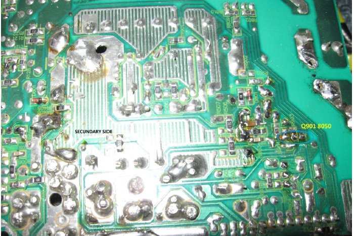 how to repair power supply
