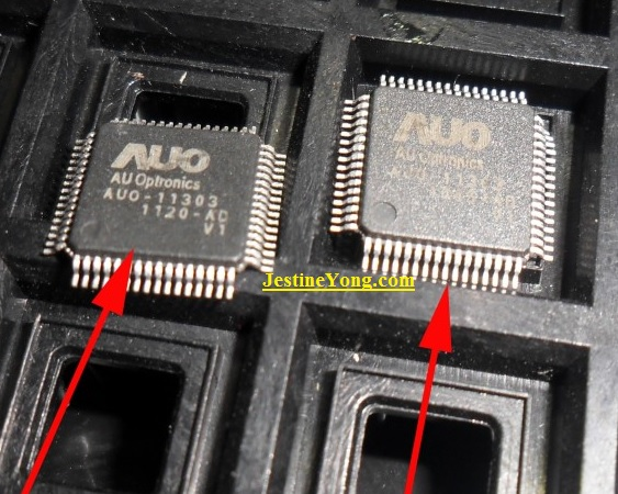 auo11303 ic new