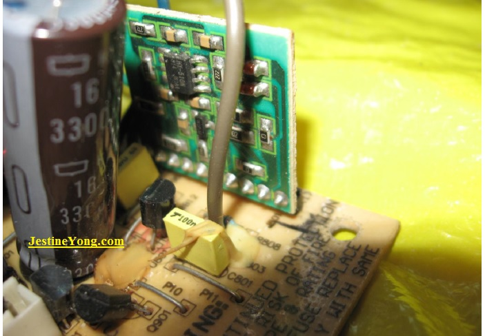 how to repair and fix power supply