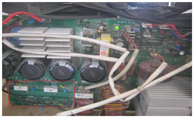 igbt board repair