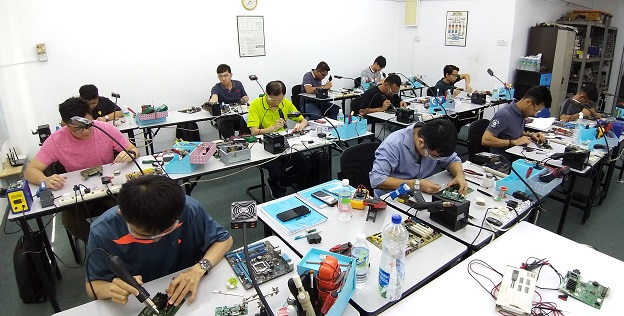 troubleshooting and repairing course