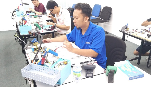 eletronics repair courses in malaysia