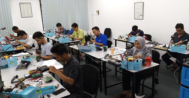 how to repair course in malaysia