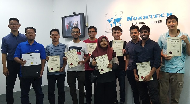 noahtech training