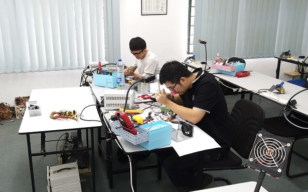 power supply repair course in Malaysia