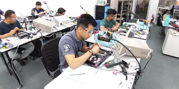 electronics technical course malaysia