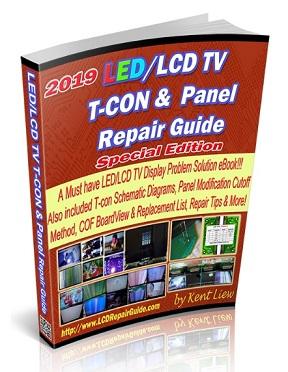 tcon board repair