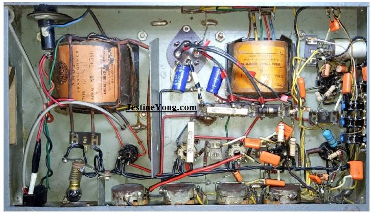 valve amplifier fixed