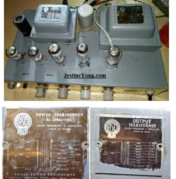 how to fix valve amplifier