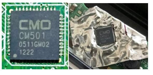 cm501 ic
