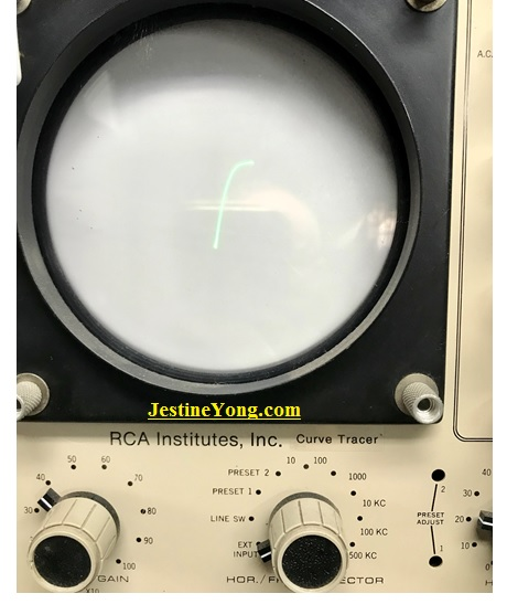 rca curve tracer