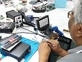 trinidad and tobago students in electronics training