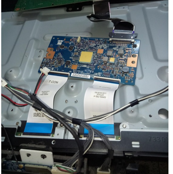 how to repair sony led tv by repairman from India