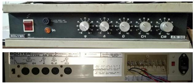 bouyer amplifier repair