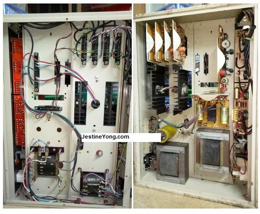 bouyer a530 amplifier repair