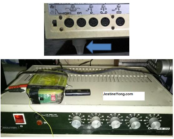 how to repair bouyer amplifier