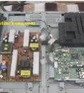 lcd tv shutdown repair