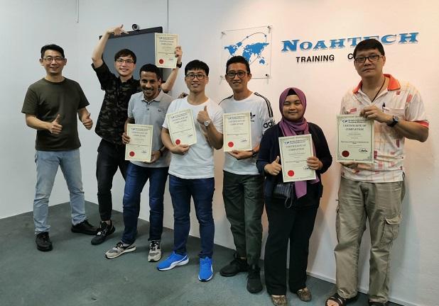 singapore student graduate in electronics repair in automobile ecu board repair