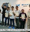 singapore study electronics repair in automobile