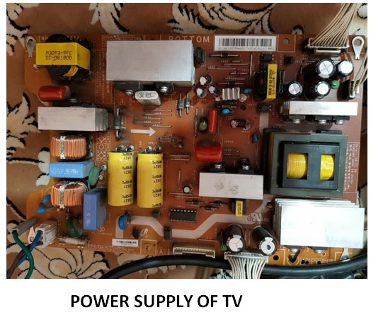 lcd tv power supply