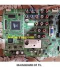 lcd tv mainboard repair