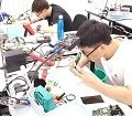 china student electronics repair course