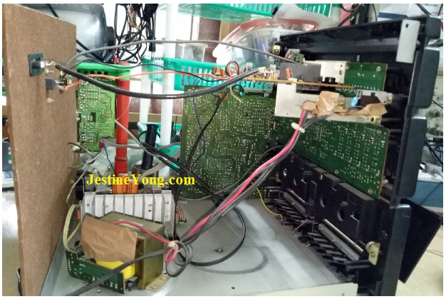 amplifier audio repair Bpl