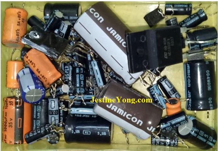 how to repair onida crt tv